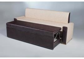 Прямой диван АСТИ 1 со спальным местом