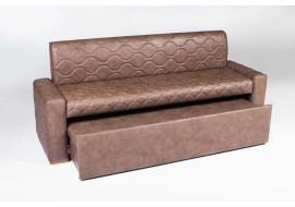 Прямой диван АСТИ 4 со спальным местом