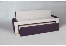 Прямой диван АСТИ 5 со спальным местом