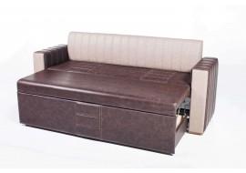 Прямой диван Бостон со спальным местом