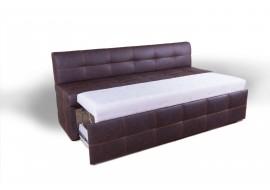 Прямой диван Дублин со спальным местом