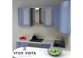 Кухонный гарнитур с барной стойкой Арт-Модерн 7