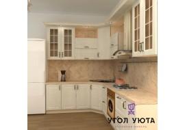 Кухня беленый дуб Европа 1