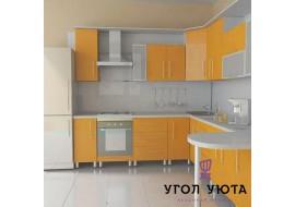 Кухонный гарнитур Олимп 1 фасад пластик