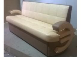 Прямой диван Евро с ящиком