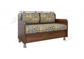 Прямой диван Сюрприз с двумя подлокотниками