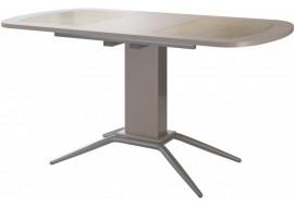 Стол Петра 110(+32)*70 см с керамической плиткой раздвижной