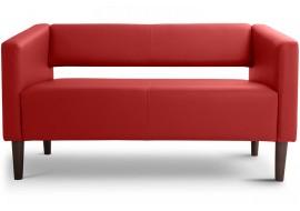 Прямой офисный диван Токио 140см