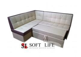 Угловой кухонный диван Сириус-2