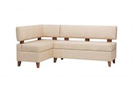 Кухонный угловой диван Свен с емкостями для хранения