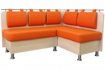 Угловой диван Сюрприз с емкостями для хранения