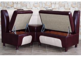Угловой диван Сенатор с емкостью для хранения