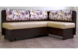Угловой диван Стокгольм с емкостями для хранения
