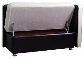 Кухонный диван Токио с боковой спинкой