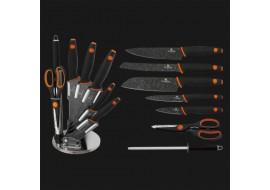 Granit Diamond Line Набор ножей на подставке 8 пр.