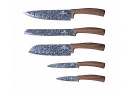 Forest Line Набор ножей на подставке 6 пр.